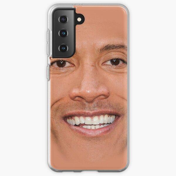 Dwayne  Samsung Galaxy Soft Case