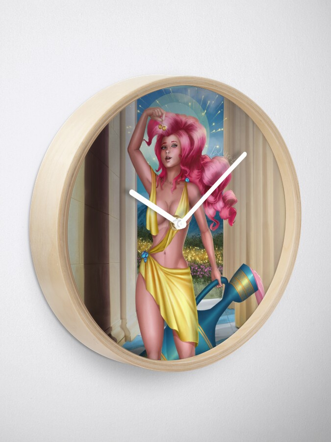 Alternate view of Goddess Of Sweets Clock
