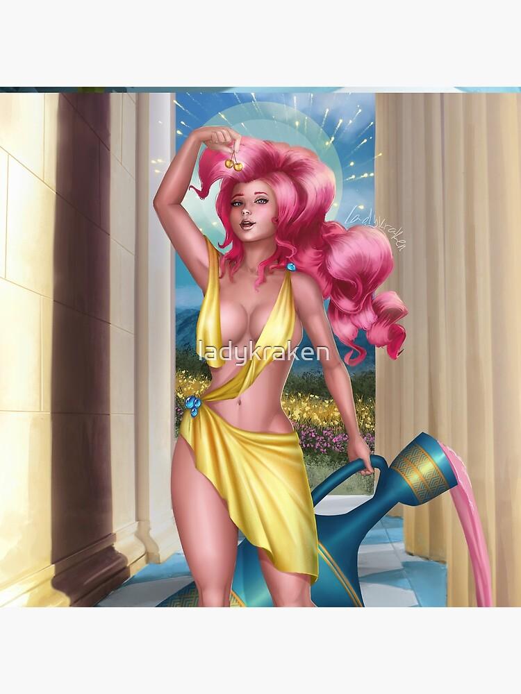 Goddess Of Sweets by ladykraken