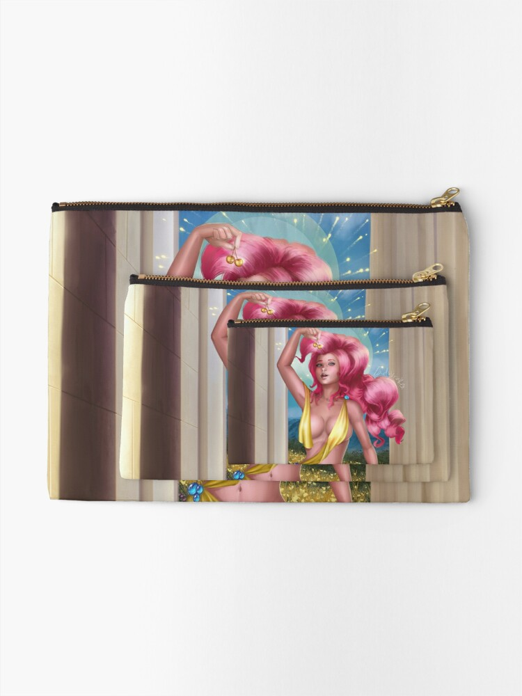 Alternate view of Goddess Of Sweets Zipper Pouch