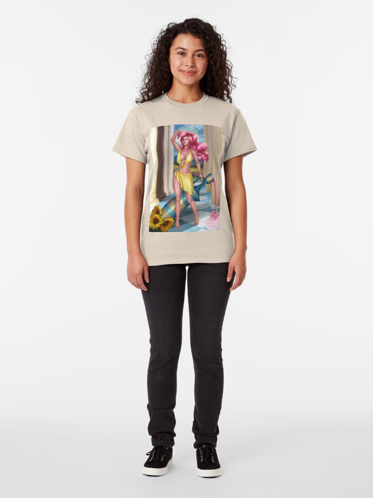 Alternate view of Goddess Of Sweets Classic T-Shirt