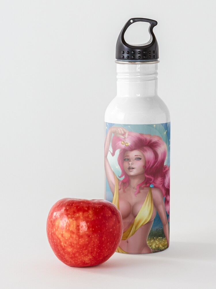 Alternate view of Goddess Of Sweets Water Bottle