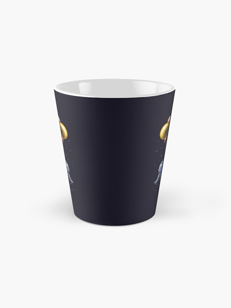 Alternate view of Space Travel Mug