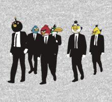 Reservoir Birds