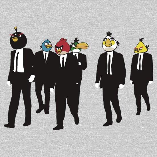 TShirtGifter presents: Reservoir Birds