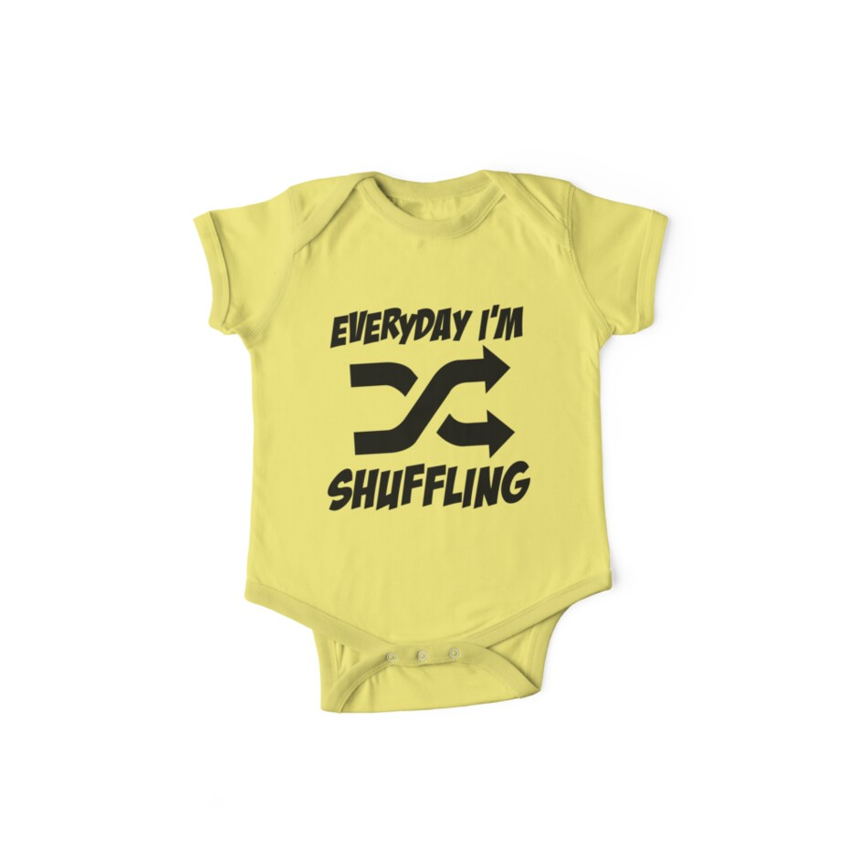Shuffling by DetourShirts