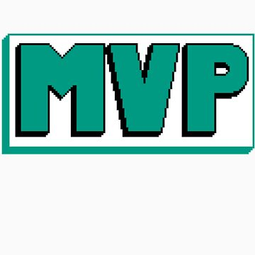 "MVP ""Most Valuable Player"" by illPlanet"