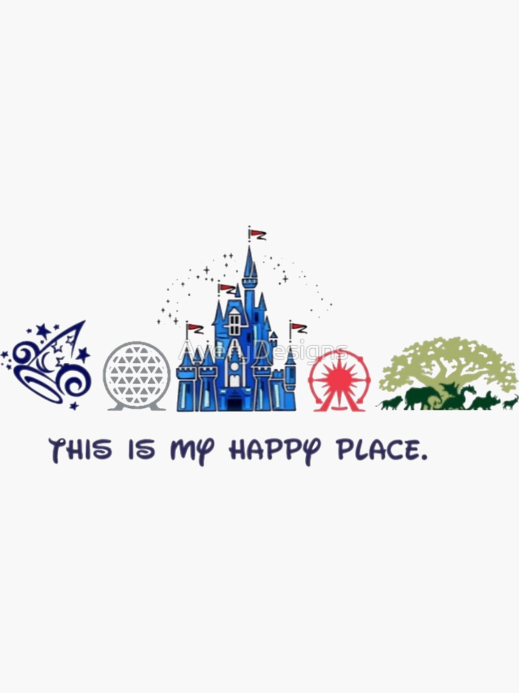 This is my happy place. by AveryDesigns