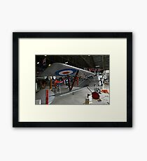 Nieuport Scout @ Festival Of Flight, Australia 2011 Framed Print