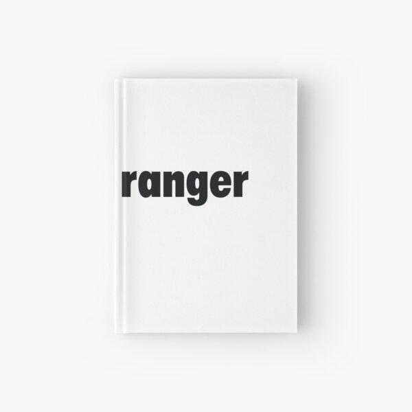 ranger Hardcover Journal