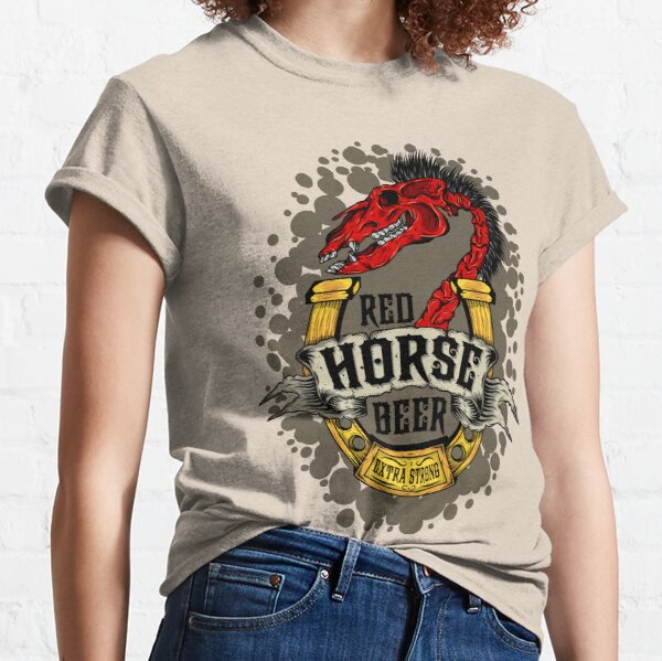 Red Horse Beer Classic T-Shirt