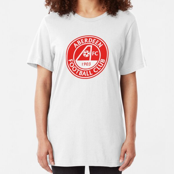 Aberdeen FC Slim Fit T-Shirt