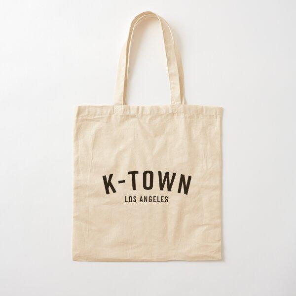 K-Town LA Cotton Tote Bag