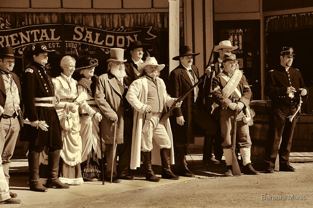 The Wild West by Barbara Manis