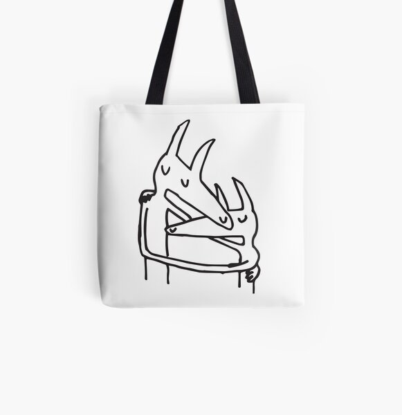 Twin Fantasy All Over Print Tote Bag