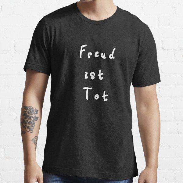 Freud ist Tot Essential T-Shirt