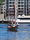 Tasmania - Wooden boat festival - My Kind of Sailing! by Odille Esmonde-Morgan