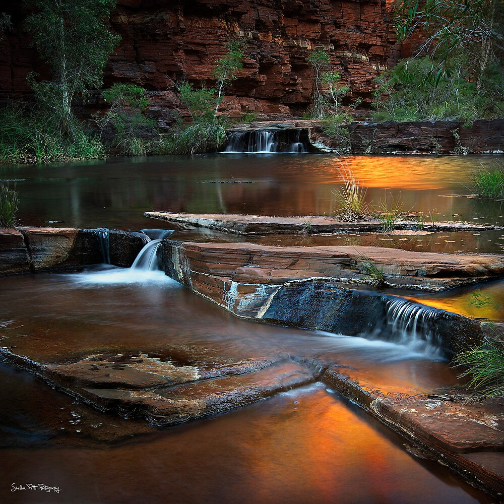 Dales Gorge - Karijini National Park by Sheldon Pettit