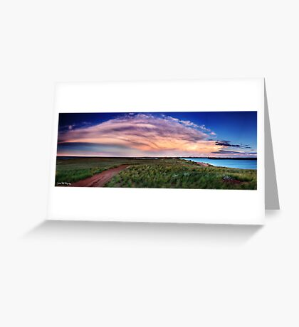 Finucane Island Greeting Card