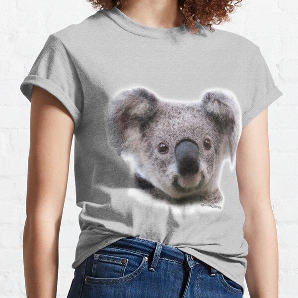 Krissy koala - wild and free Classic T-Shirt