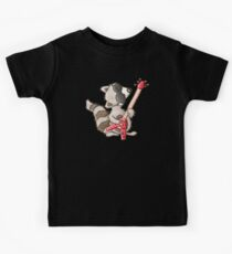 Rocky raccoon Kids Tee