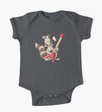 Rocky raccoon One Piece - Short Sleeve