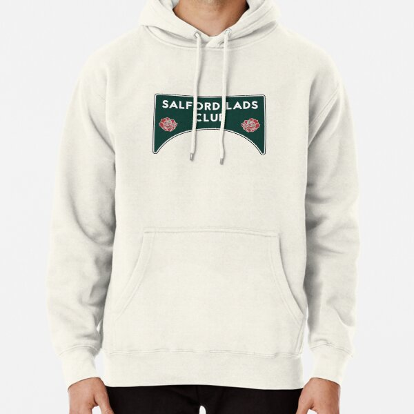 Salford Lads Club Unisex Hoodie All Sizes
