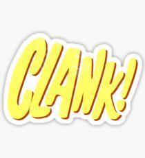 Clank! Sticker