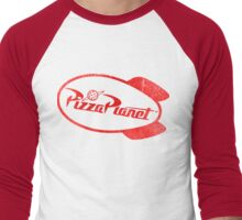 Pizza Planet Men's Baseball ¾ T-Shirt