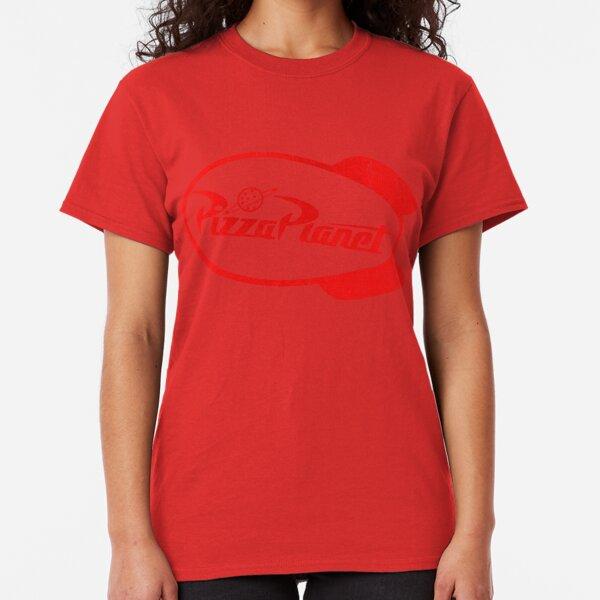 Pizza Planet Camiseta clásica
