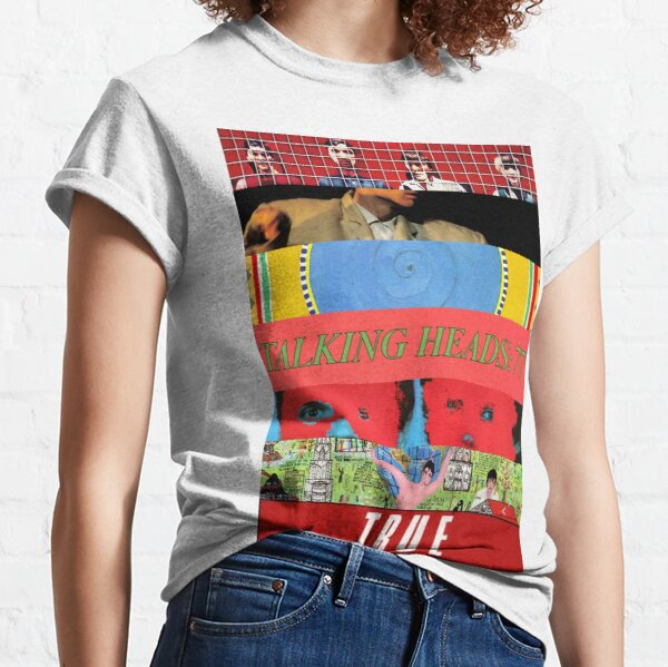 Talking Heads - Albums Classic T-Shirt