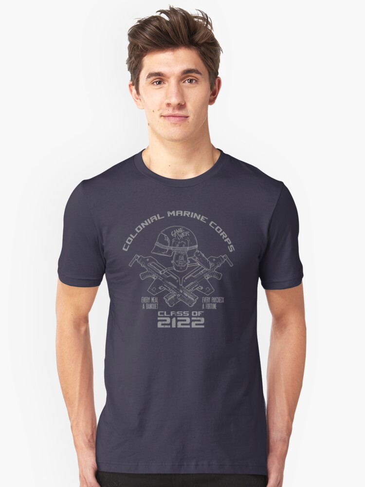 Class of 2122 (Navy) by mannypdesign