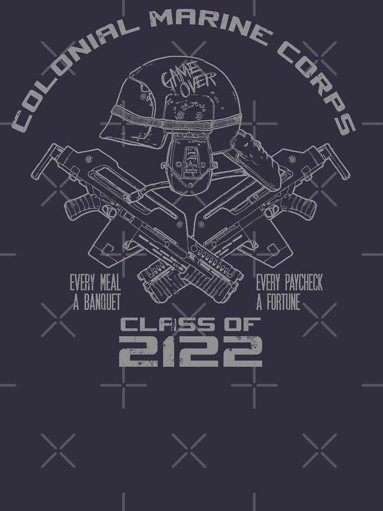 Class of 2122 (Navy) | Unisex T-Shirt