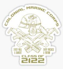 Class of 2122 (Army) Sticker
