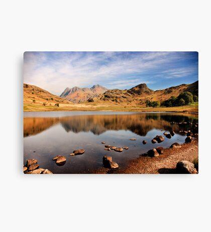 Lake District Tarn Canvas Print