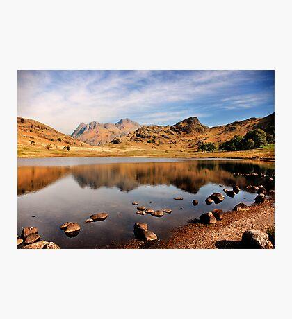 Lake District Tarn Photographic Print