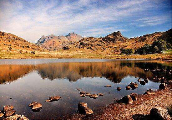 Lake District Tarn by Trevor Kersley