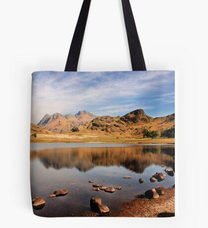 Lake District Tarn Tote Bag