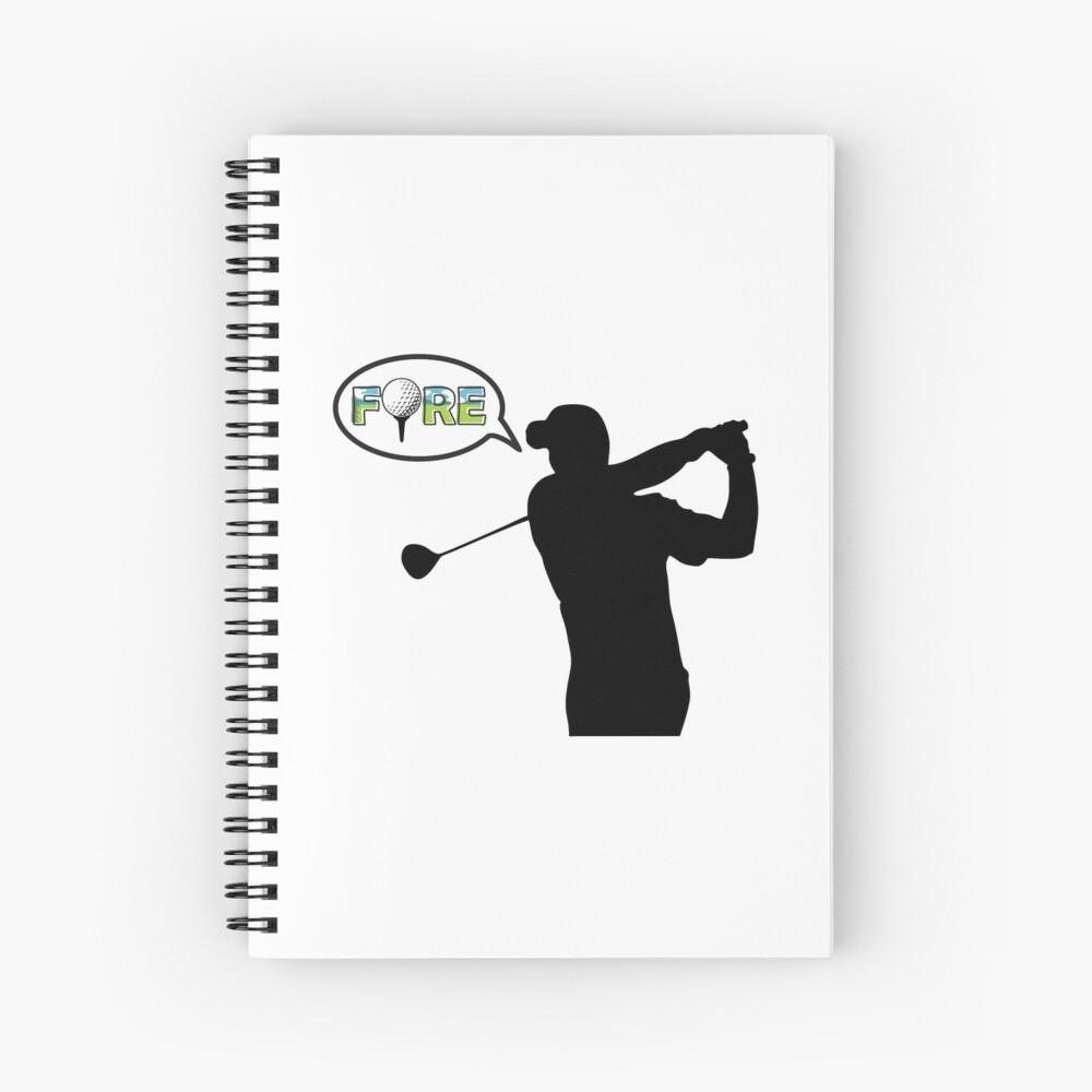 Fore Golf Golfing Golfer Funny Gag Gift For Men Women Art Print By Hadleydesigns Redbubble