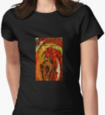 Primal Scream Women's Fitted T-Shirt