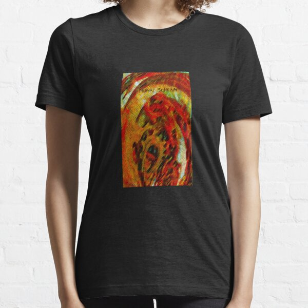 Primal Scream Essential T-Shirt