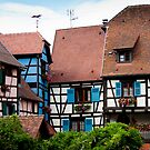 Eguisheim The Beautiful 3 by Jacinthe Brault