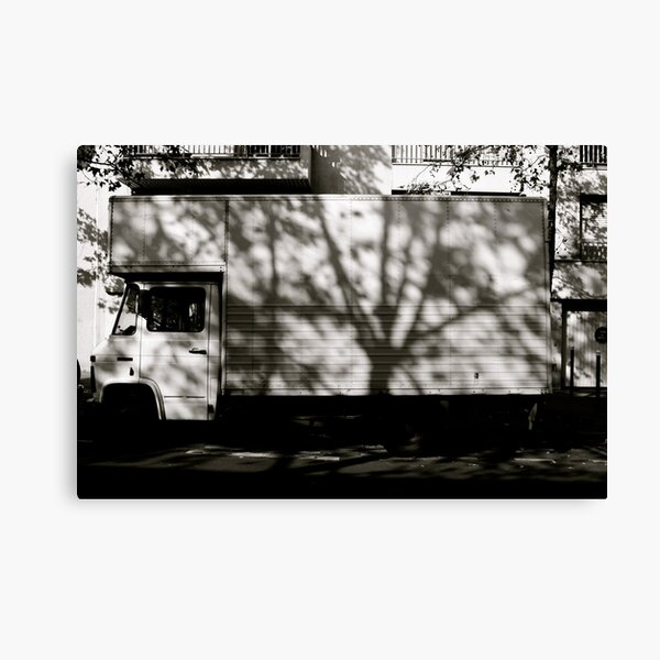 The truck that delivers dreams .... Canvas Print