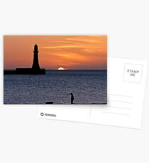 Dogwalker & Dawn Postcards