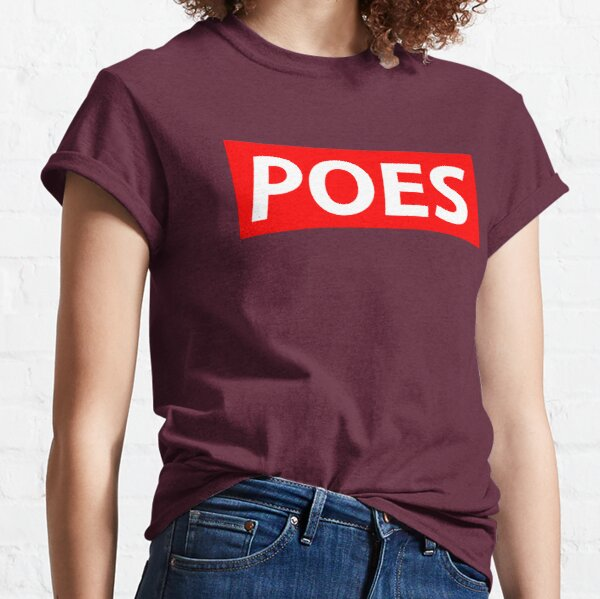 Poes Classic T-Shirt