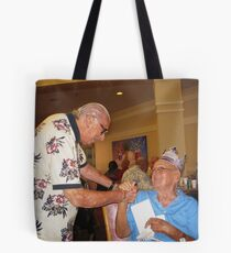 Birthday Wishes Life And Love After 50 Series Tote Bag