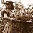 Garden Statue by Chris Goodwin