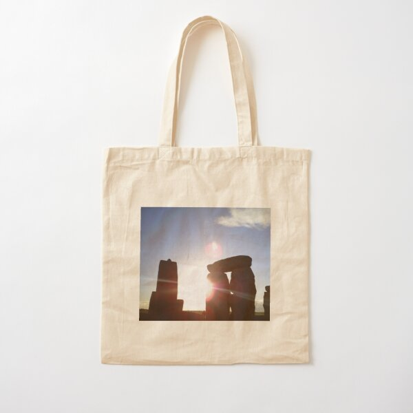 Another Sunset Cotton Tote Bag