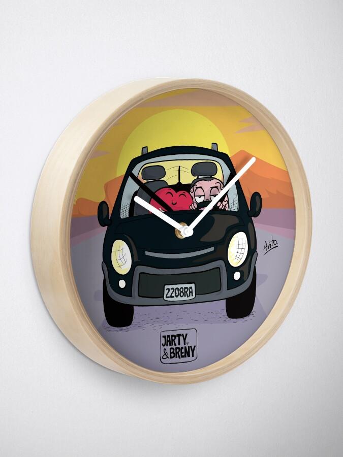 Vista alternativa de Reloj Escapada en coche