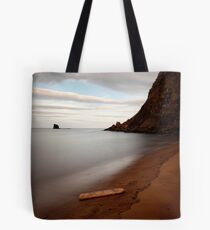 Saltwick Bay Driftwood Tote Bag